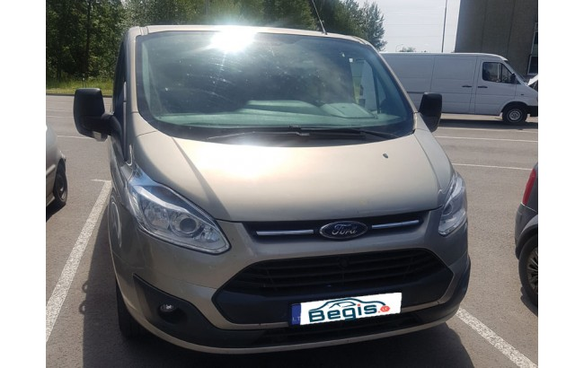Ford Transit Custom 2015 m.