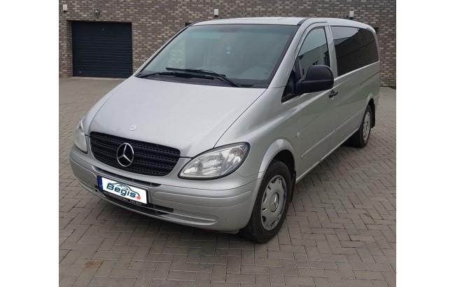 Mercedes Benz Vito 2010 m.