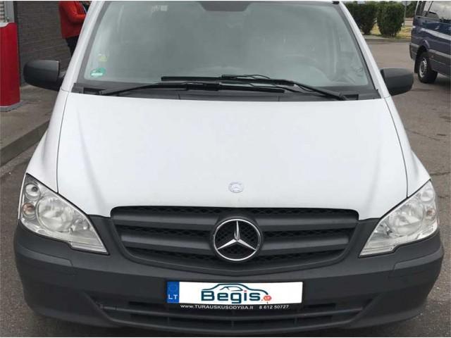 Mercedes Benz Vito 2013 m.
